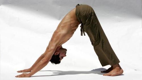 йога похудение