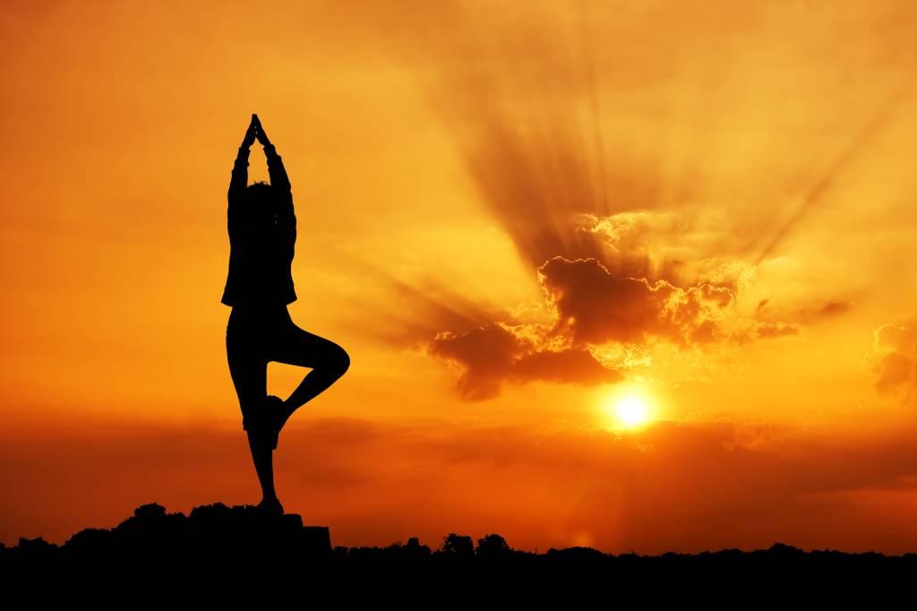 простые упражнения для йоги