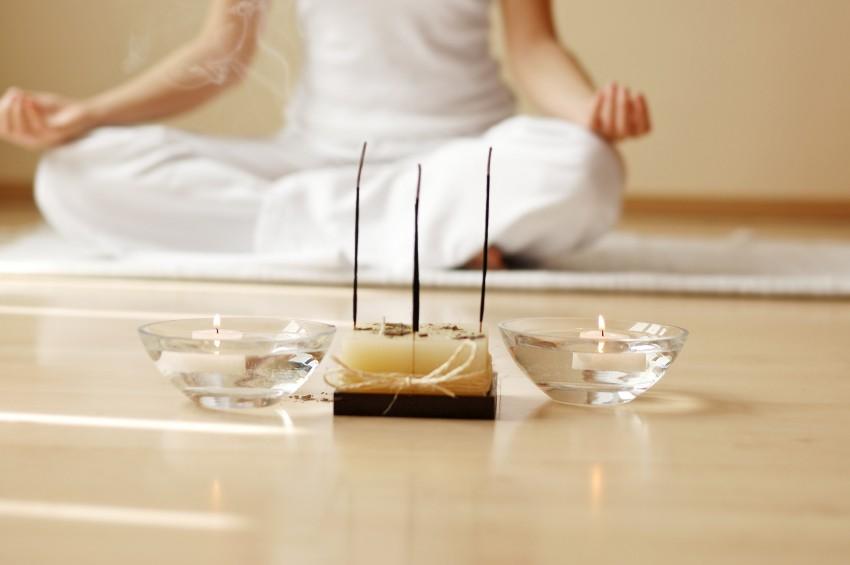 Йога для начтнающих