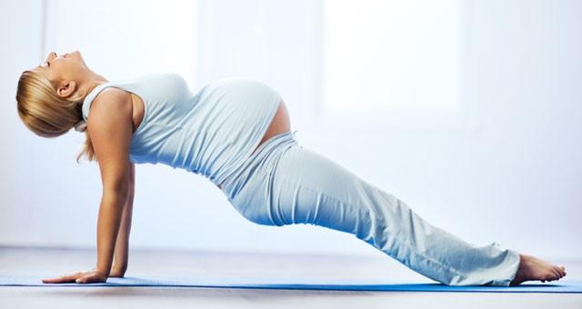 советы для беременных - йога