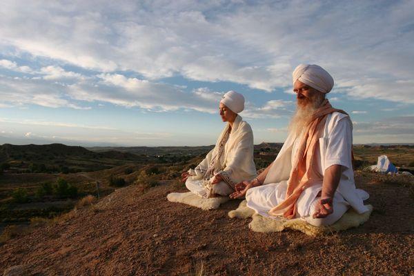 тета медитация