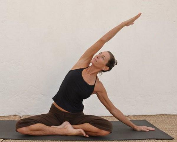 тибетская йога движения
