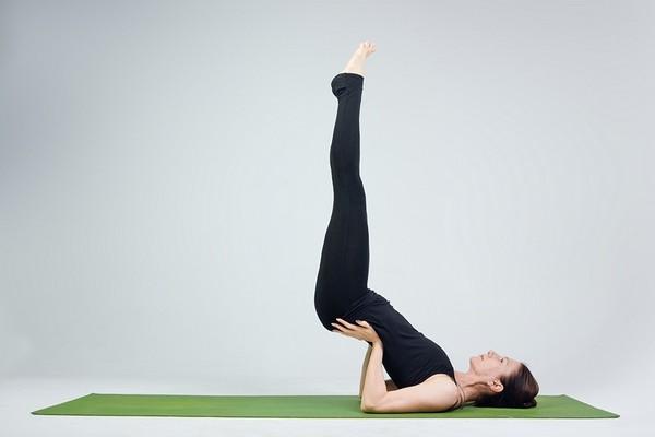 Йога для омоложения организма и продления жизни