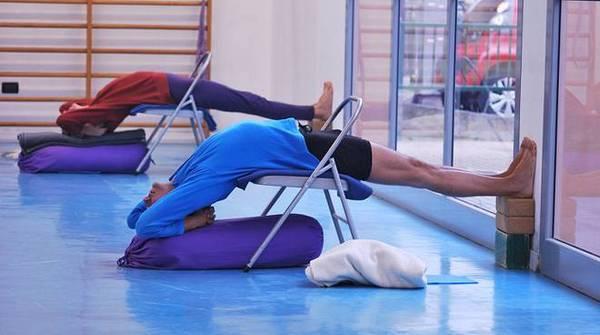 Айенгара в мире йоги