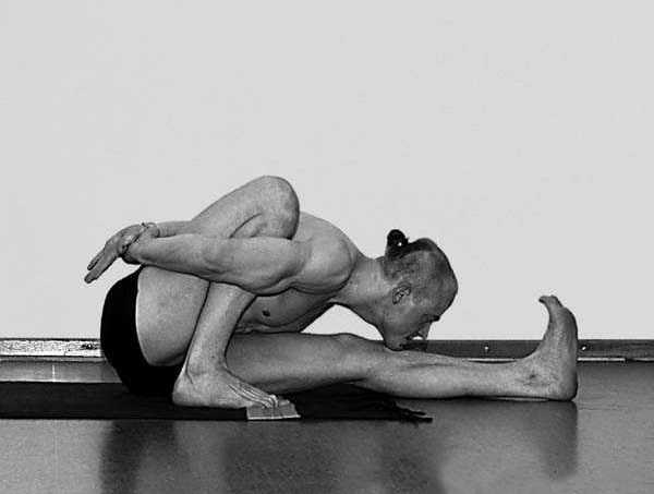 Маричиасана хатха йога