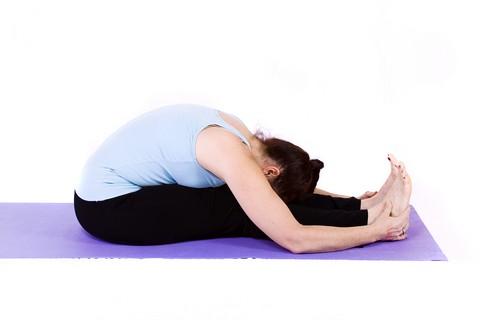 Пашчимоттанасана - Хатха йога