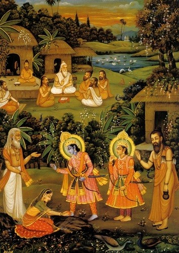 Сходства славянских и индийских вед