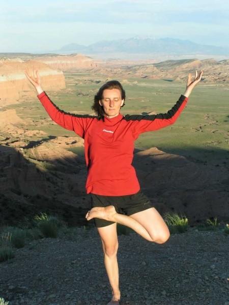 Врикшасана 2 - позы Хатха йоги