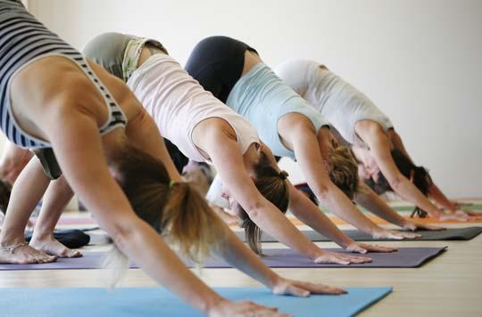 Аштанга - классика йоги