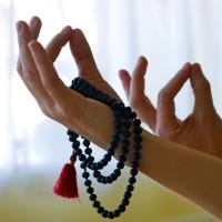 Четки в медитации