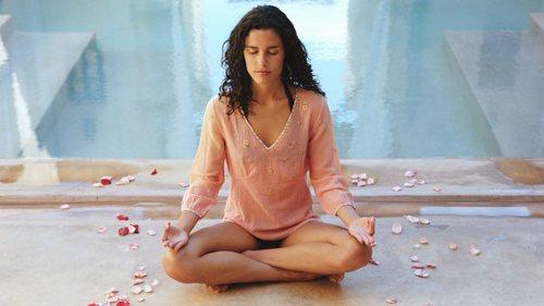 Подходящее место для медитации