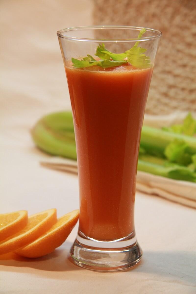 Польза смузи из моркови