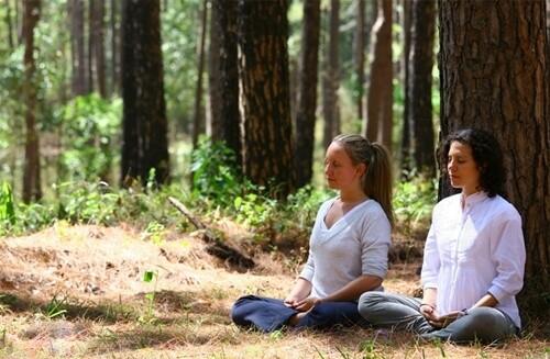 Место для медитации