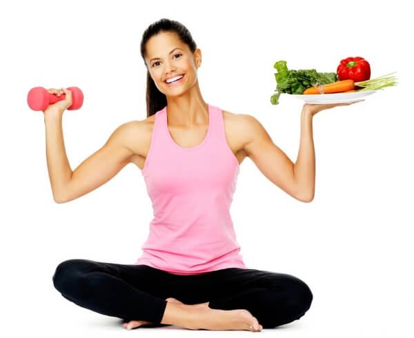 Правильное питание – залог похудения