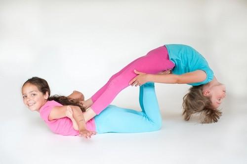 Детская йога: в русле традиций