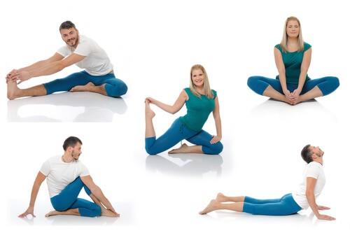 Общие рекомендации йога для суставов