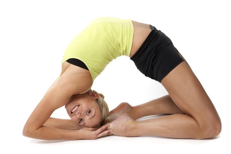 Польза йоги для здоровья тазобедренных суставов