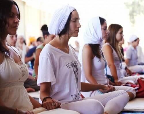 Медитация и женское здоровье