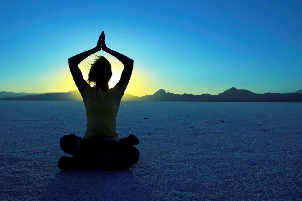 В чем еще может помочь медитация?