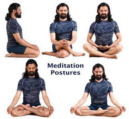 Простые позы для начинающего йога