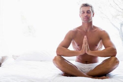 Выбираем позу для медитации