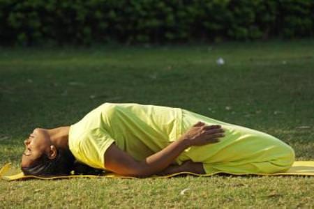 Можно ли медитировать лежа?