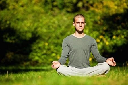 Медитация в христианстве