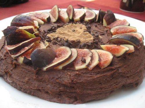 Сыроедение рецепты десертов