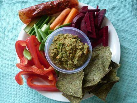 Вкусные изобретения сыроедов и замена привычных блюд