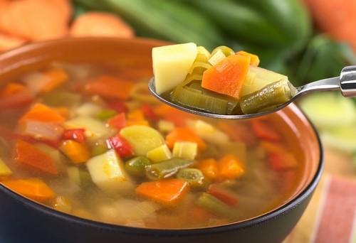 Супы вегетарианские
