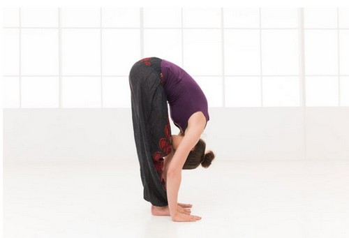 Йога для успешного зачатия