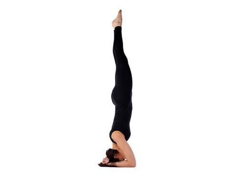 Йога для самоконтроля