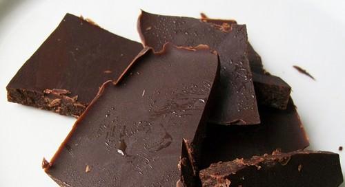 Из чего делают шоколад сыроеды