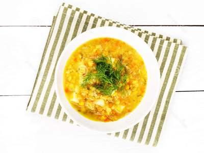 аюрведические рецепты рисрвый суп и соль