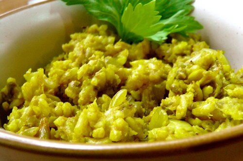 Главное блюдо Аюрведы - Кичры