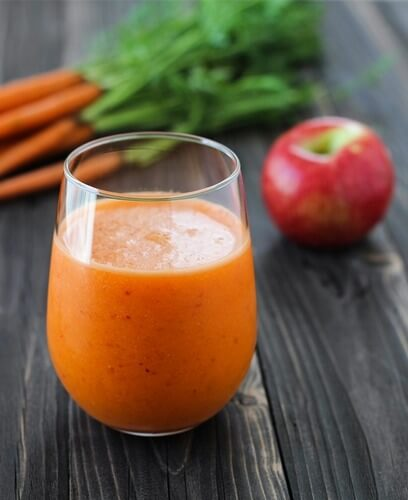 смузи морковь с петрушкой