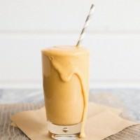 смузи йогурт мускатный орех банан
