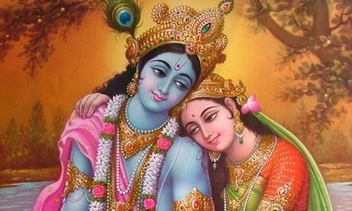 Бхакти преданность и любовь