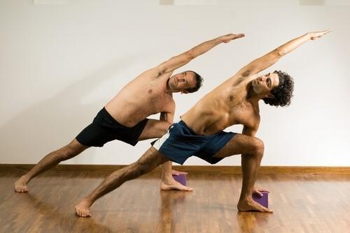 Йога для мужского здоровья