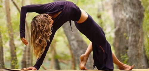 Йога от стресса и депрессии