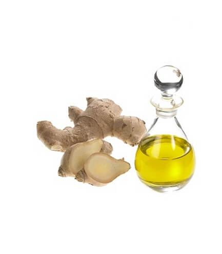 как использовать имбирное масло