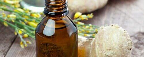 Имбирное масло от проблем больших и маленьких