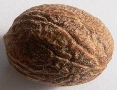 мускатный орех в выпечке