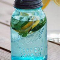 коктейль мята имбирь лимон