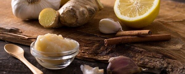 Имбирь, чеснок, лимон — чистка сосудов природными средствами