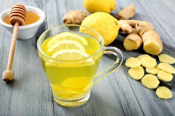 имбирь чеснок лимон