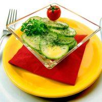 Как готовить салаты для веганов