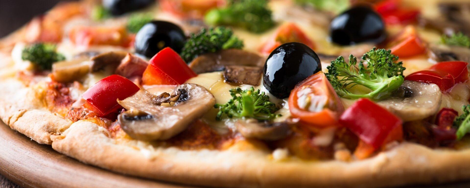 Веганская пицца: рецепт вкусного и полезного блюда
