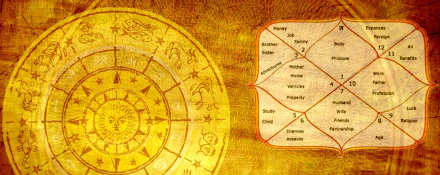1 дом в ведической астрологии