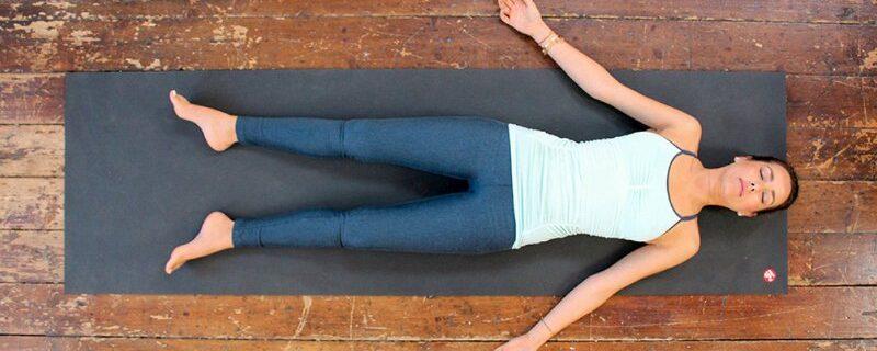 7 лучших поз йоги от усталости
